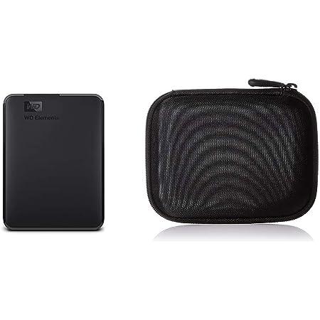 Wd Elements Portable External Hard Drive 750 Gb Usb Computers Accessories