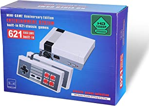 classic Family Game Mini Consola HDMI - con 621 Videojuego de TV