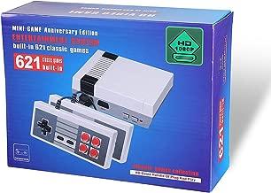 Famille Mini Classic Console- Précharge 621 Jeux vidéo TV HDMI- Sortie
