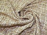 Minerva Crafts Chanel Tweed Beschichtungsstoff, Beige,