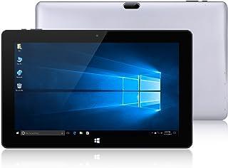 【Win 10搭載】Jumper EZpad 6 Pro 11.6インチ 2in1 タブレットノートパソコン 1920 x 1080FHD IPSディスプレイ64bitクアッドコア Atom E3950 6GB RAM /64GB ROM カメ...