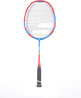 Babolat 601247-143 Mini Bad Aluminum Badminton Racquet (Red/Blue)