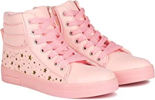 Amazon.in: Pink - Casual Shoes / Women