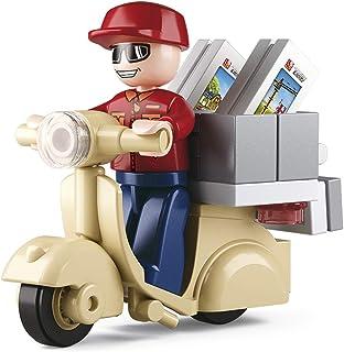 سلوبان لعبة قطع تركيب رجل البريد 28  قطعة  للاطفال