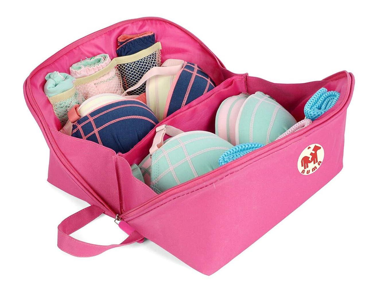 Bra Underwear Travel Packing Organizer Waterproof Pack Cube Lingerie Socks Bag