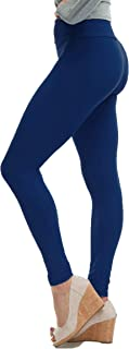 Luxurious Quality High Waisted Leggings for Women   Workout & Yoga Pants Plus