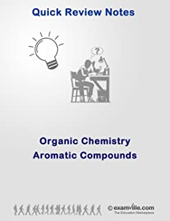 Organic Chemistry: Quick Review of Aromatic Compounds (Quick Review Notes) (English Edition)