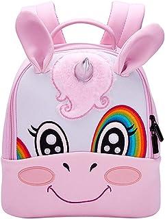 42bdc1ddda FORLADY Sac a dos enfant Maternelle sac à dos broderie 3D dessin animé  mignon licorne matériel