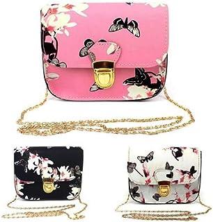 Women Handbag PU Leather Messenger bag Spiraea chain bag Handbag Shoulder Bag Women lady Leather