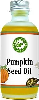 Sponsored Ad - Creation Pharm Pumpkin Seed Oil, Extra Virgin, Cold Pressed, 2 oz.