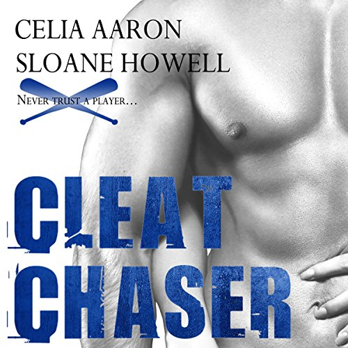 Cleat Chaser audiobook cover art