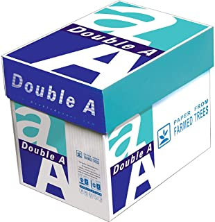 Double A A4 Paper Box of 5 Packs