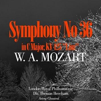 Mozart : Linz, Symphonie No. 36 en C majeur, KV. 425