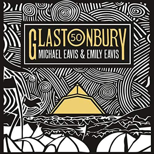 Glastonbury 50 cover art