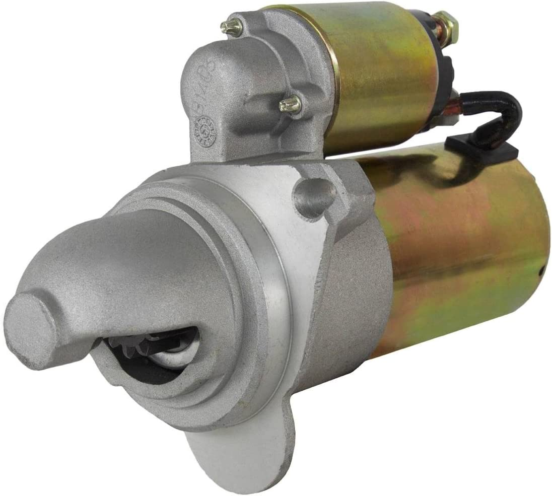 Rareelectrical NEW STARTER Max 50% OFF MOTOR COMPATIBLE 02-05 CHEVROLET security WITH