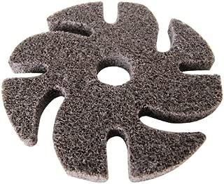 JoolTool 3M Scotch-Brite Unitized Abrasive Disc, Non Woven Web Backing, Aluminum oxide, 6A Medium Grade, 3