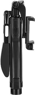 مثبت للجوال من روليكس اسي موديل A21 يحمل باليد، يدعم البلوتوث والهاتف والفيديو، عصا سيلفي باجزاء متداخلة تضبط باليد مدعمة ...