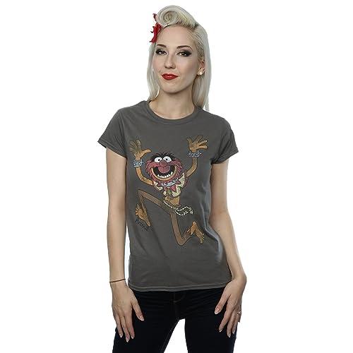1065e127bd462 Disney Women s The Muppets Classic Animal T-Shirt