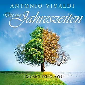 Vivaldi: Die Vier Jahreszeiten / The Four Seasons