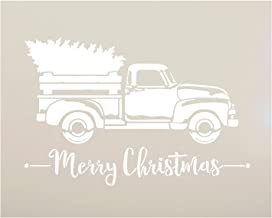 Best large christmas stencils for wood Reviews