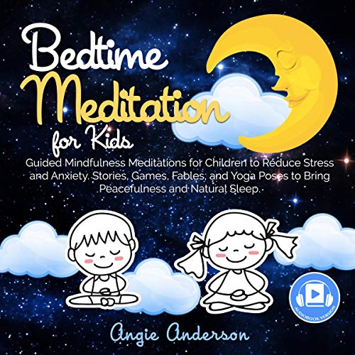 Bedtime Meditation for Kids cover art