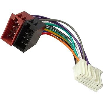 a 16 poli 7017-000 tomzz Audio cavo adattatore per autoradio a norma ISO