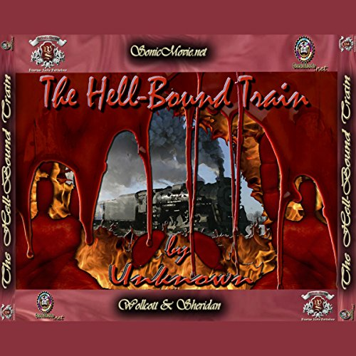 The Hell Bound-Train audiobook cover art