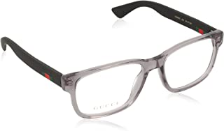 Grey Gucci Eyeglasses