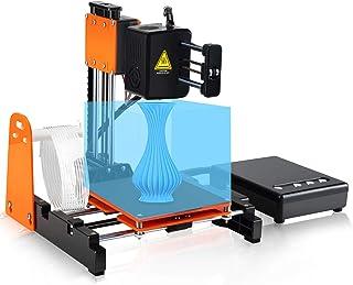 Kacsoo piccola stampante 3D per bambini e principianti, stampante 3D portatile, riscaldamento veloce, design migliorato de...