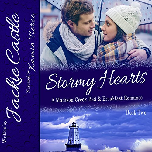 Stormy Hearts audiobook cover art