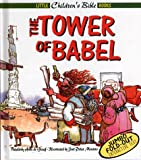 The Tower of Babel (Little Children's Bible Books)