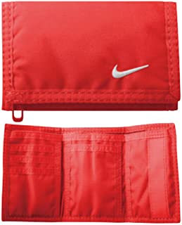 Basic Wallet (Bright Crimson/White)