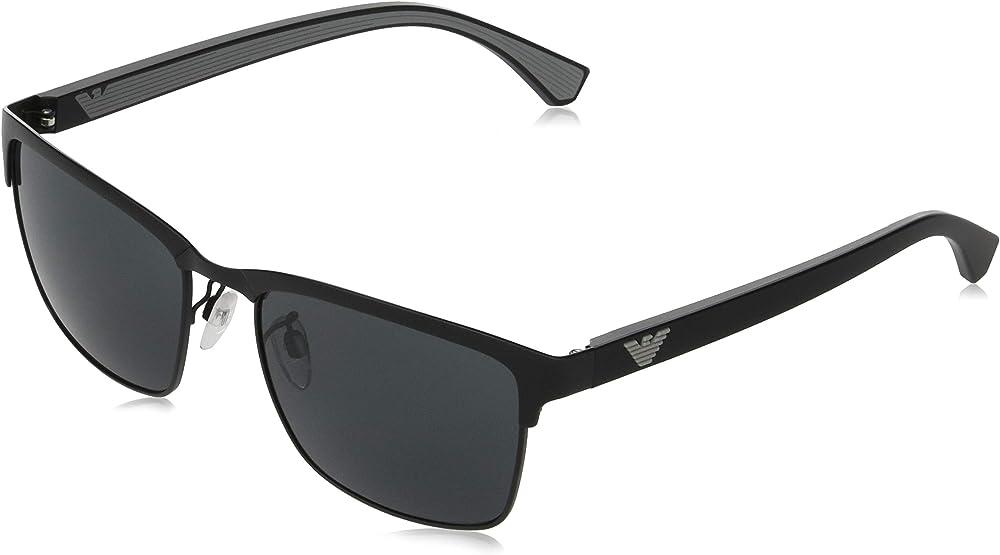 Emporio armani, occhiali da sole, unisex 0EA2087