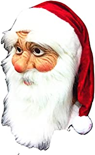 Best realistic santa mask Reviews