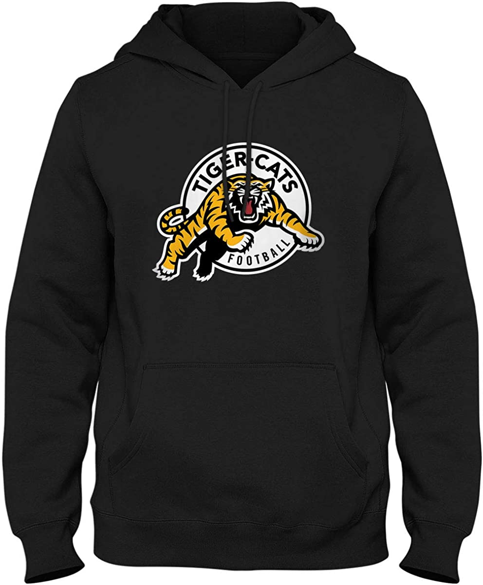 Oklahoma City Mall Bulletin Hamilton Tiger-Cats CFL Logo Hoodie Basic 55% OFF