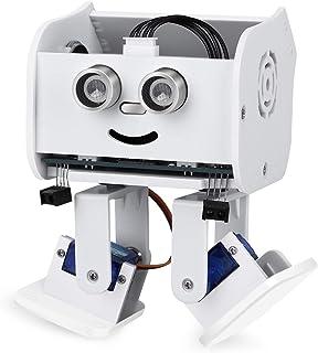ELEGOO Penguin BOT Robot Biped Compatible con Arduino IDE Proyecto con Tutorial de Ensamblaje, Kit Stem para Aficionados, ...
