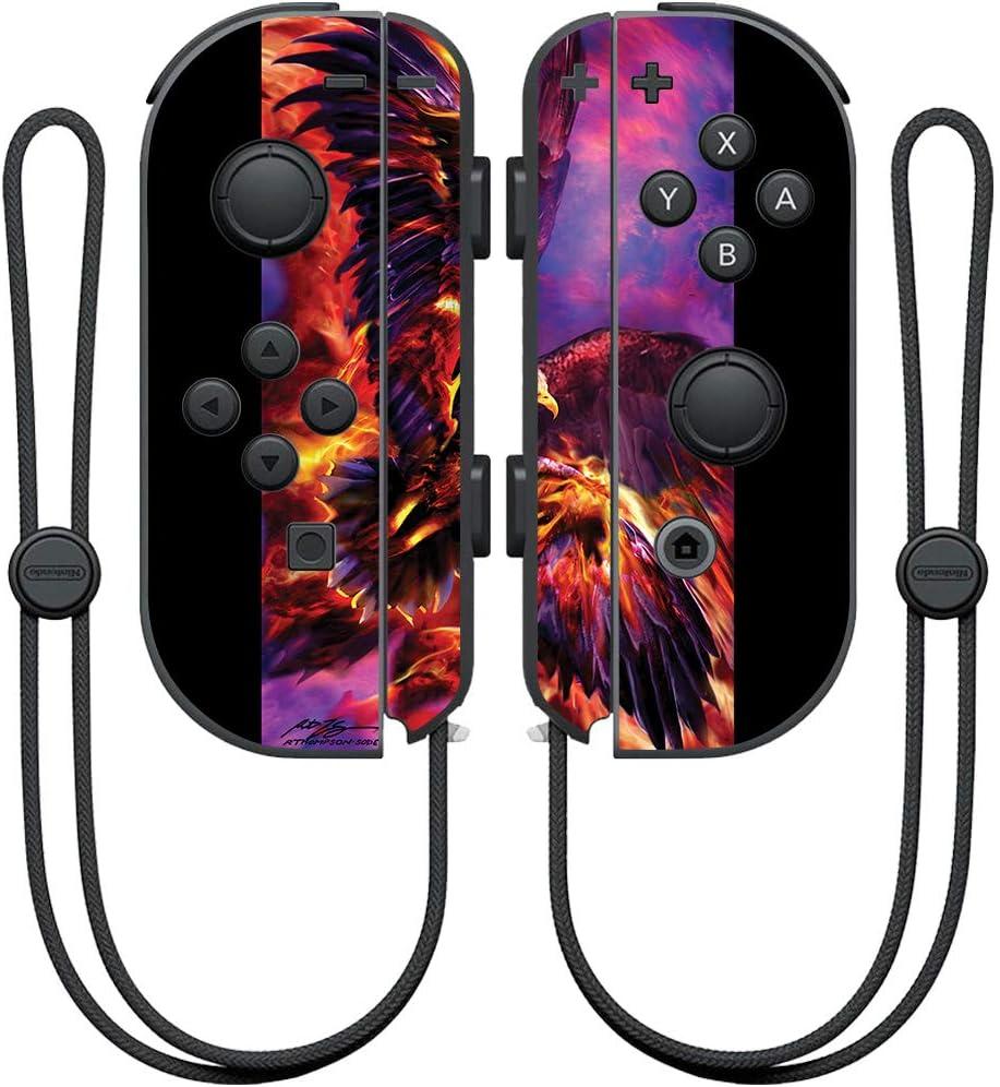 MightySkins Skin Max 75% OFF half Compatible with Nintendo Joy-Con P - Controller