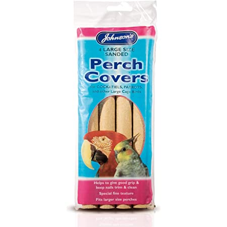 Johnsons Veterinary Large Perch Cover (Pack Of 4)