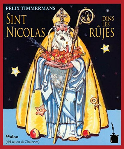 Sint Nicolas dins lès rûjes