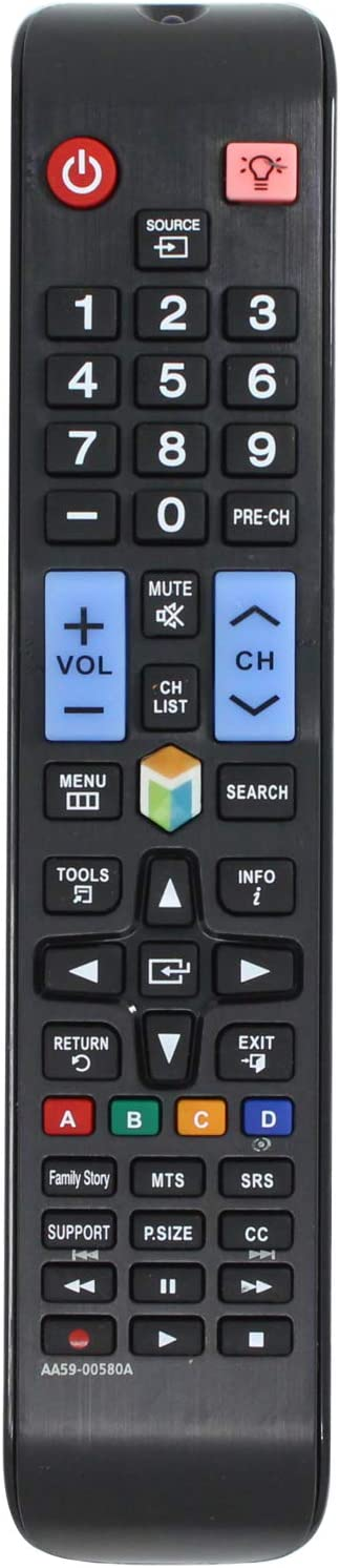 Free Bargain Shipping Cheap Bargain Gift AA59-00580A Remote Control Replacement - Samsung with Compatible