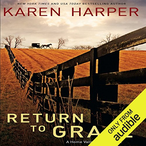 Return to Grace audiobook cover art