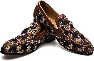 JITAI Mocassins pour Hommes Et Loafers Homme Chaussures Décontractées pour Hommes