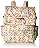 Petunia Pickle Bottom Boxy Backpack Windswept Blooms 1 Unidad 1270 g