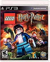 Lego Harry Potter Years 5-7 Walmart Exclusive (Playstation 3, 2011)