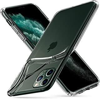 Spigen Liquid Crystal Designed for Apple iPhone 11 Pro Max Case (2019) - Crystal Clear