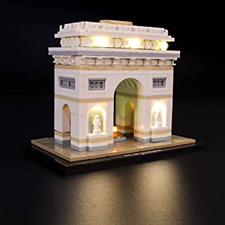 Best lego architecture arc de triomphe 21036 Reviews