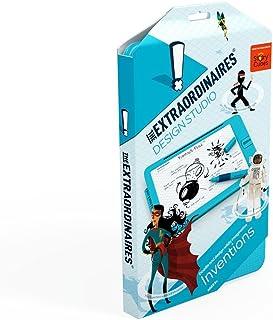 The Extraordinaires Design Studio: Inventions – Teach Kids Design