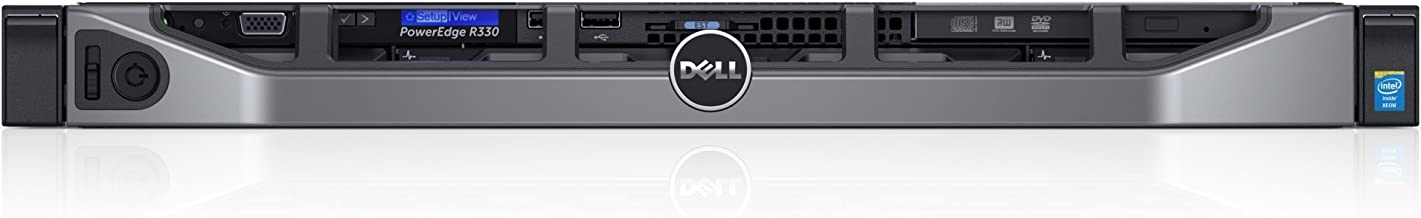 Dell PowerEdge 463-7649 1U Rack Server - 1 x Intel Xeon E3-1220 v5 Quad-core (4 Core) 3 GHz - 8 GB Installed DDR4 SDRAM