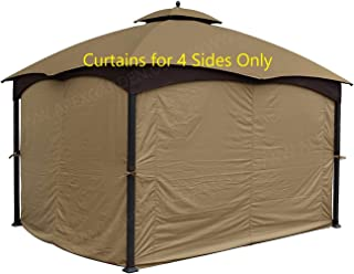 Best allen roth gazebo curtains Reviews