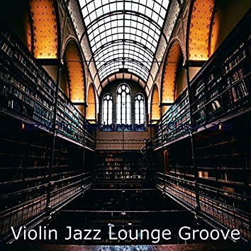 Jazz Violin - Background for Classy Cafes
